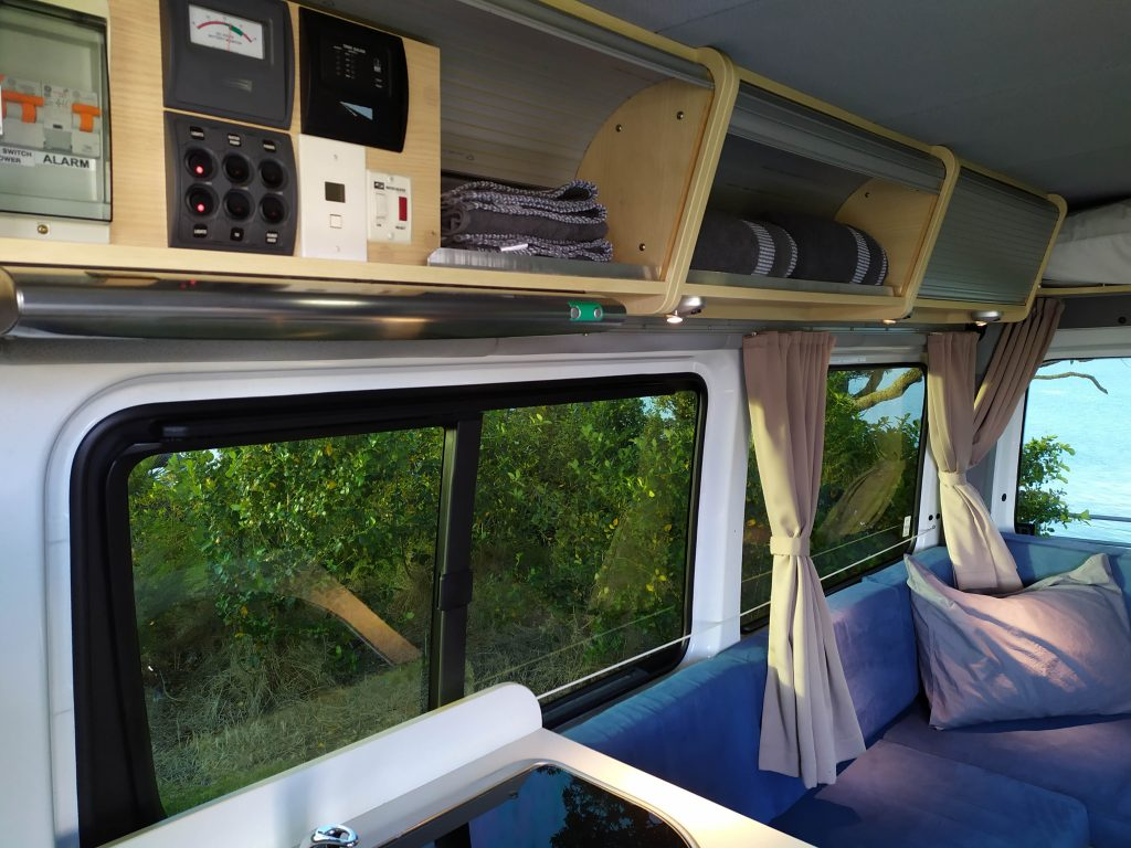 Flo | 2010 Mercedes Sprinter - Your Kind of Camper - New Zealand